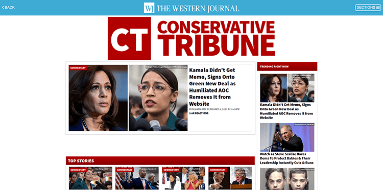 Top 131 Conservative Websites: The Best Right Wing Sites In 2020
