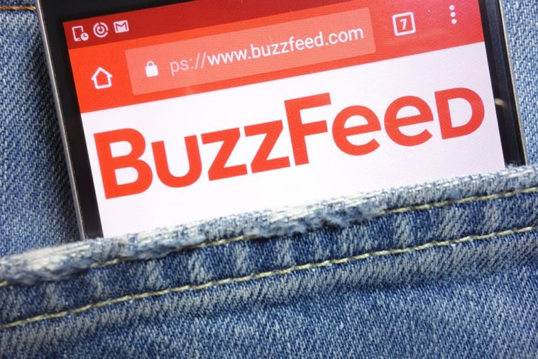 BuzzFeed News is anything but. news.